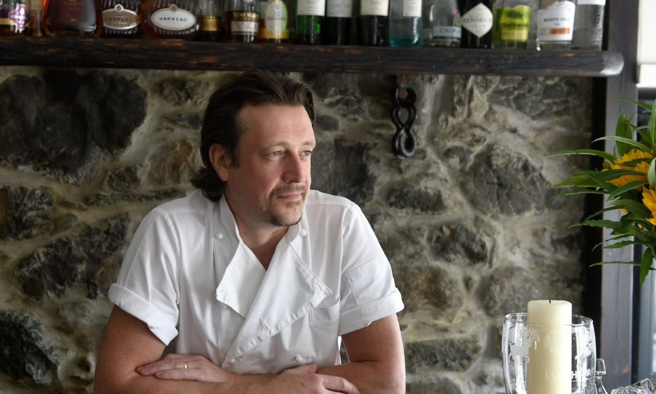 Chef Michael Smith has retained his one Michelin star for 2021.
