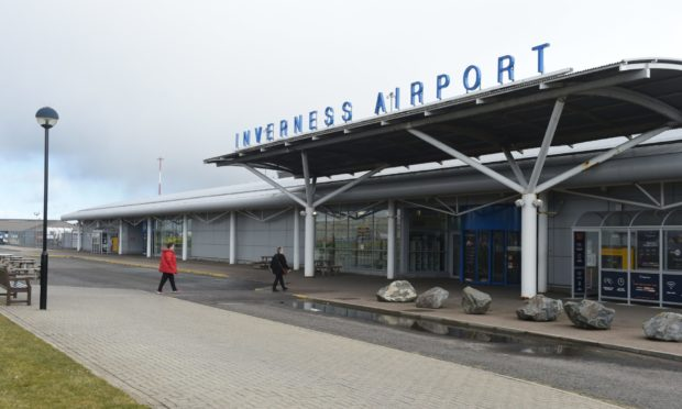 Hial, which operates Inverness Airport, said it will meet any pre-departure testing requirements.