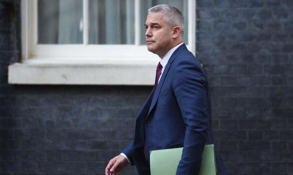 Chief Secretary to the Treasury, Stephen Barclay