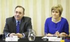 Sturgeon Salmond