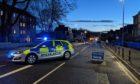 Crash on Holburn Street