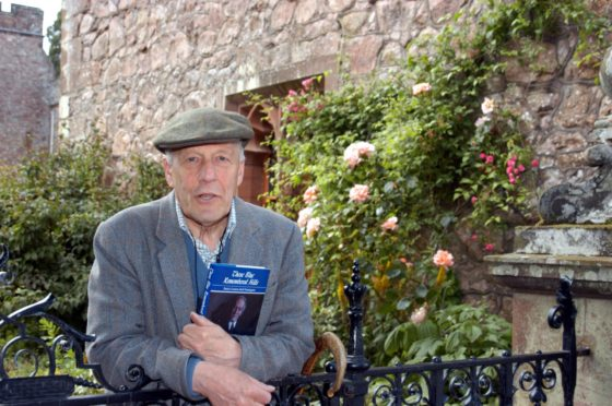 """Patrick Gordon Duff Pennington known as """"Patrick of the Hills"""" and dedicated his life to representing the hard working hill farmers of Scotland and Cumbria has died."""