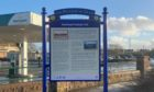 Peterhead Town Trail has been expanded.