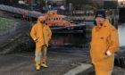 Oban RNLI new recruits Andy Lockwood (left) and Gillies Pagan.