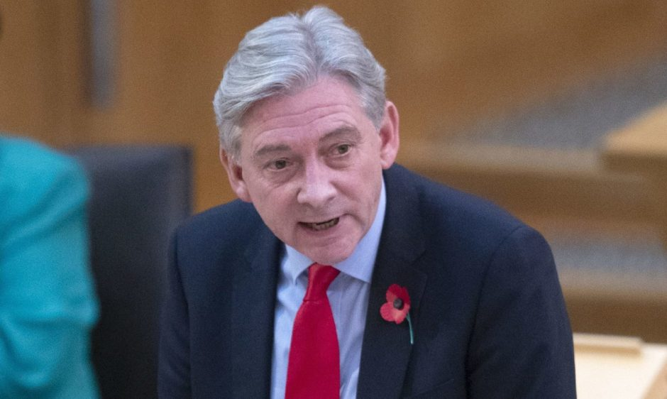 Scottish Labour leader quits