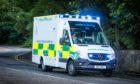 Scottish Ambulance Service vehicle  GENERIC  SUBMITTED