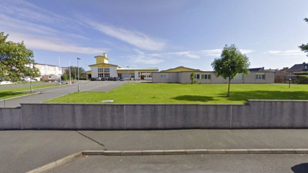 Stornoway Primary and nursery has been closed to the majority of pupils until next week after an employee tested positive for Covid.