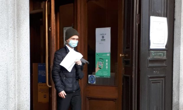 Stuart McKenzie stashed £11k worth of drugs in his Aberdeen flat in order to repay a £250 debt.