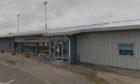 Wick John O'Groats Airport.