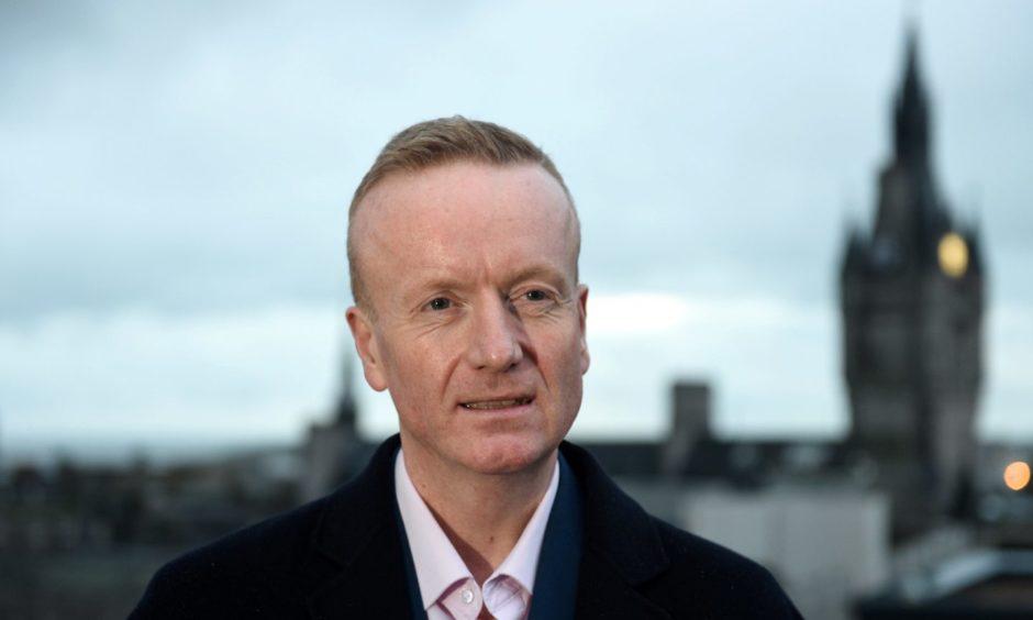 Adrian Watson, Aberdeen Inspired chief executive.