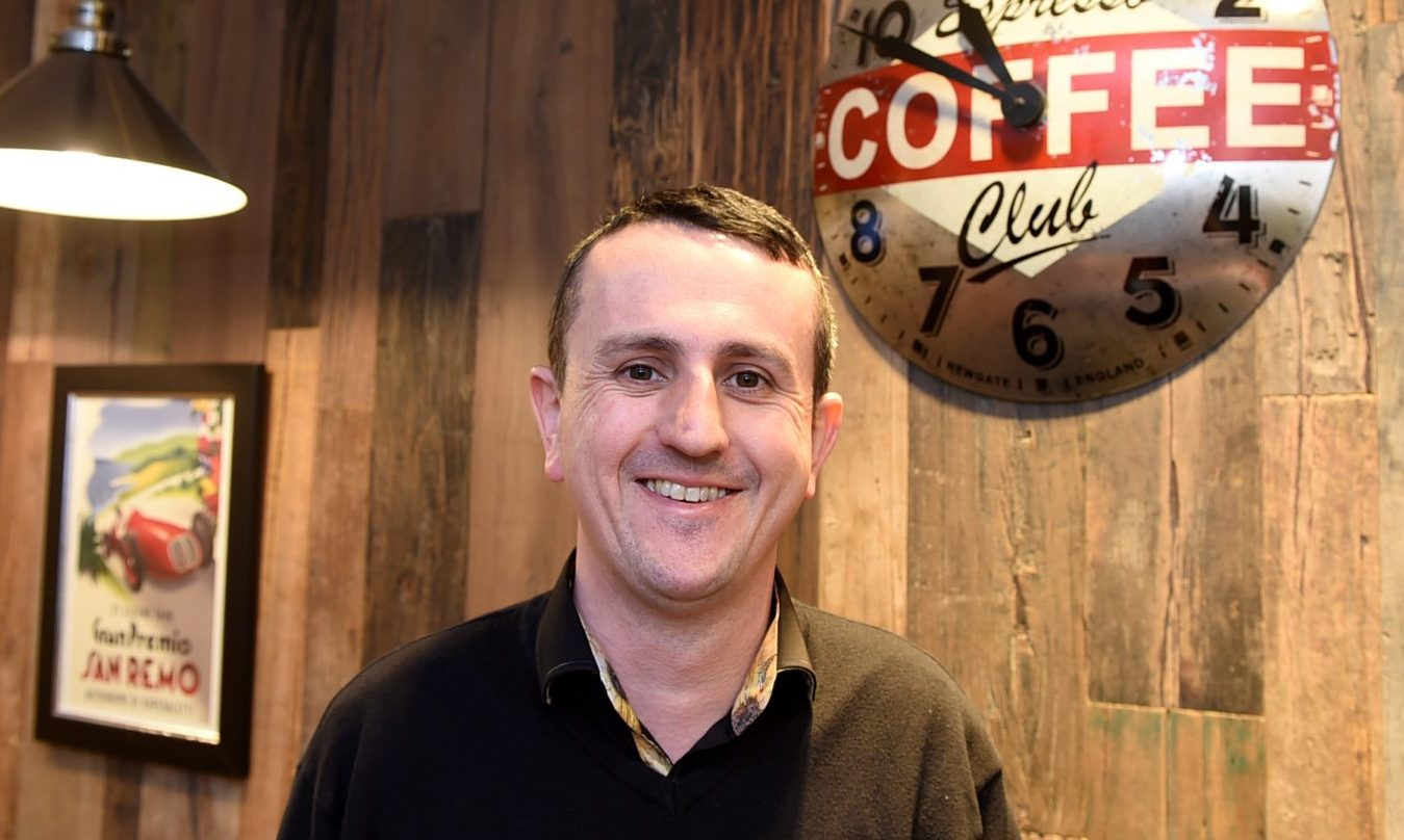 Findlay Leask, managing director of Caber Coffee, said the ruling over coronavirus insurance pay-outs will help many.
