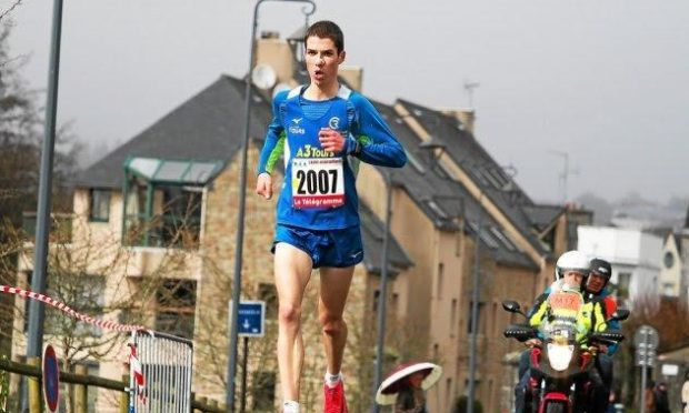 Guillaume Ruel, from Caen in Normandy, is the first elite athlete to sign up for the 2021 Loch Ness Marathon.