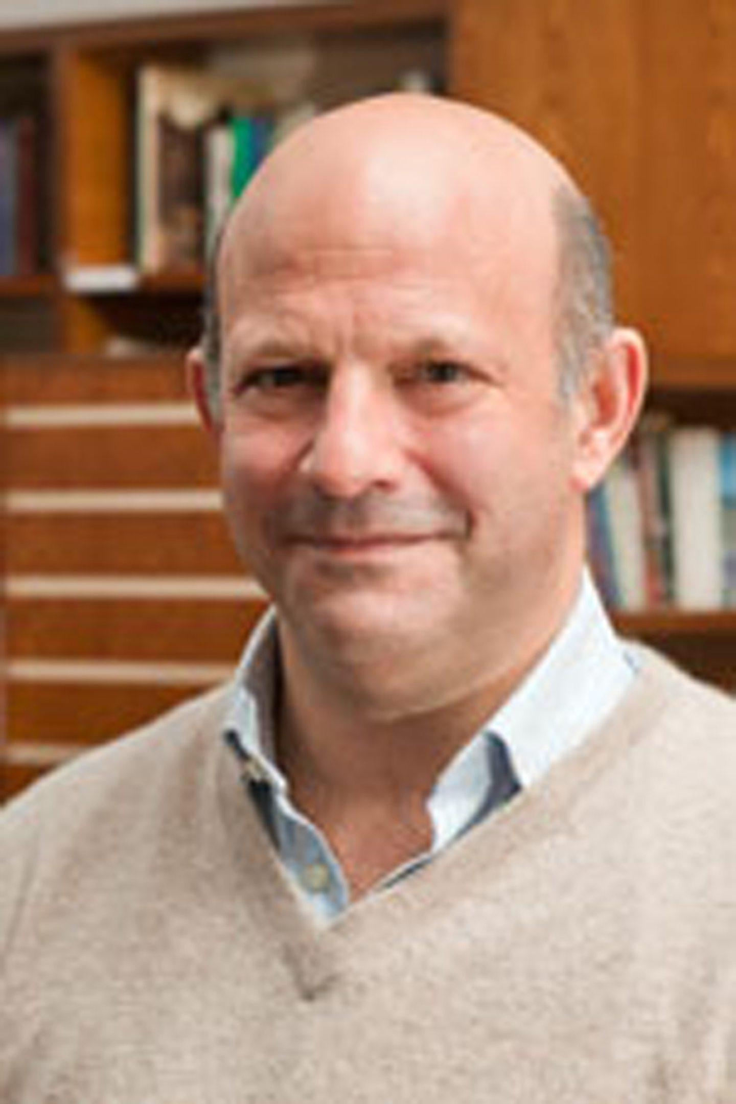 Scottish Book Trust chief executive Marc Lambert