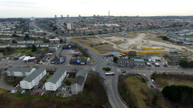 The finishing date for work at the Haudagain roundabout and bypass in Aberdeen has been delayed by at least six months.