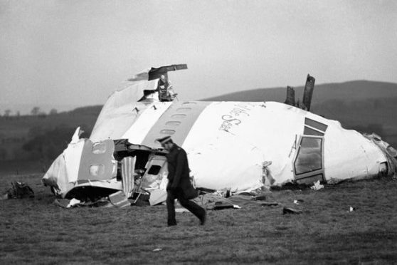 The Lockerbie bombing claimed 270 lives (PA)