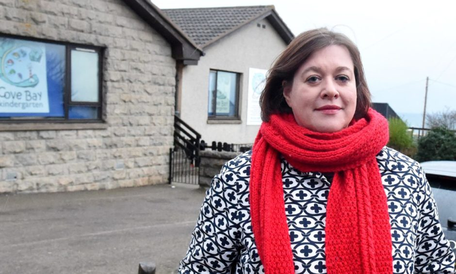 Councillor Sarah Duncan welcomed the intervention at the troubled Aberdeen GP practice