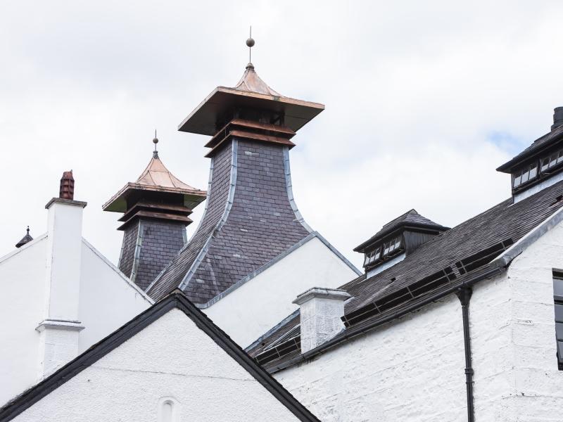 distillery scotland