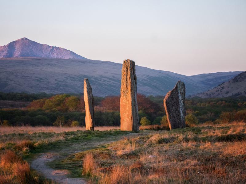 Machrie Standing Stones, Arran.