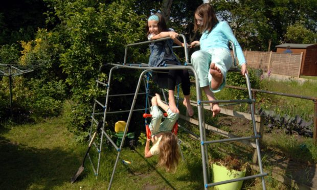 Climbing frames are among the sought after items currently in short supply, retailers warn.