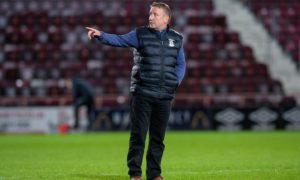 John Robertson hails 'unbelievable response' to Caley Thistle's virtual ticket initiative for Hearts match