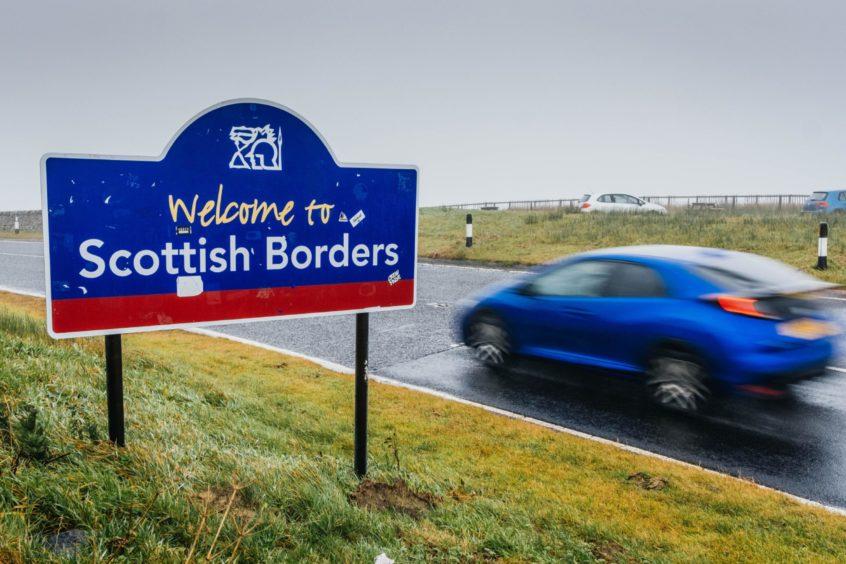 quarantine border