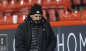 A love affair which turned sour as McInnes departs Aberdeen