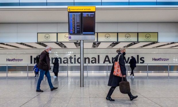 Heathrow Airport lost 90% of its passengers in May compared with the same month in 2019, new figures show