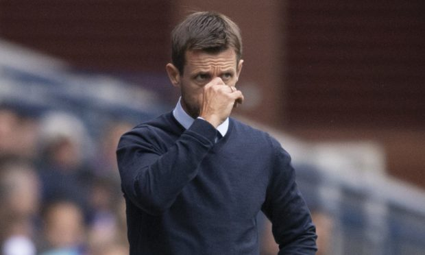 Neil McCann during his time with Dundee.