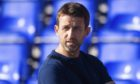 Caley Thistle interim boss Neil McCann.