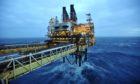 North Sea deal