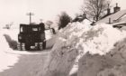 Snow joke for north-east Scots in 1947 or 2021.