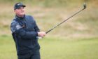 Paul Lawrie in action during the 2020 Aberdeen Standard Investments  Scottish Open  at the Renaissance Club.