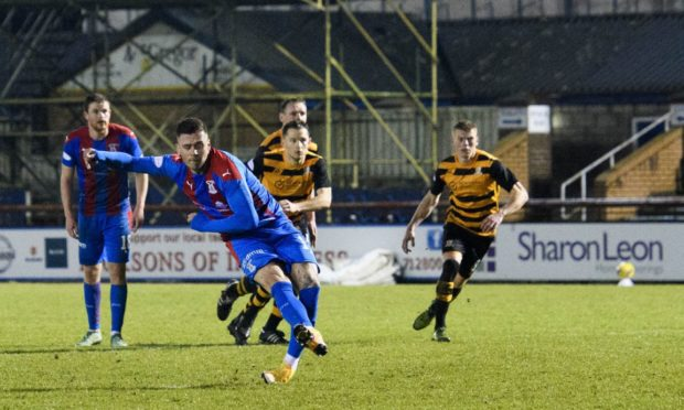 Miles Storey's saved penalty proved costly.
