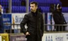 Caley Thistle boss Neil McCann.