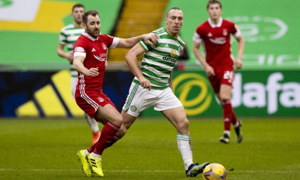Scott Brown focused on bringing success to Aberdeen after signing for Dons