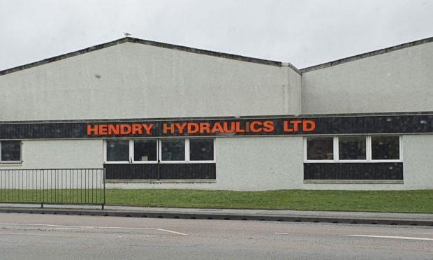 Hendry Hydraulics in Elgin.