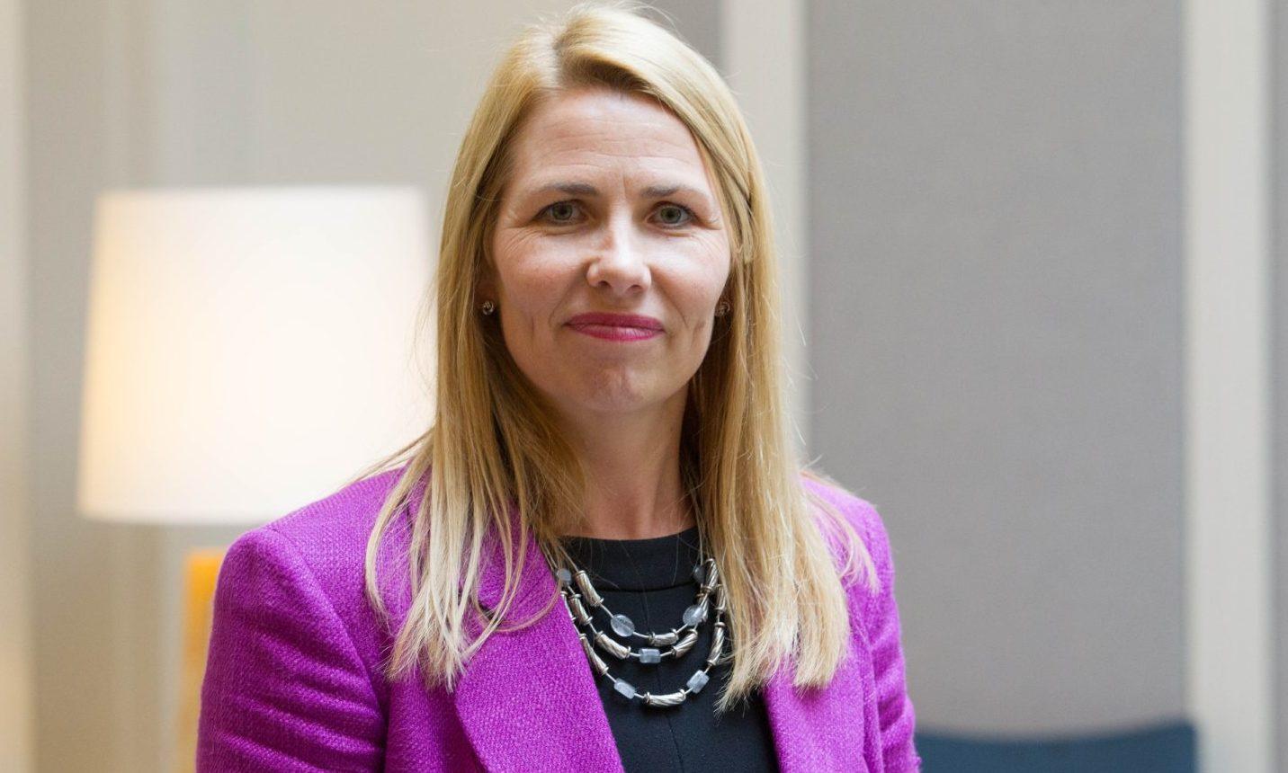 Scottish Ambulance Service chief executive Pauline Howie.