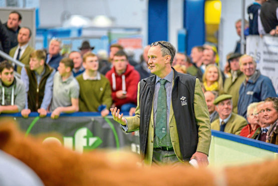 The next AgriScot event will take place on November 17.