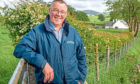 Outgoing NFUS president Andrew McCornick