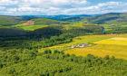 The average price of farmland in Scotland was £4,308 per acre in 2020.