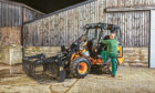 JCB's new ultra-compact loader is now twice as powerful.