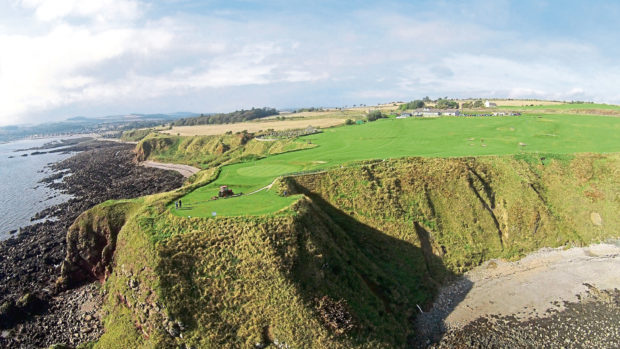 Stonehaven Golf Club.    (submitted)