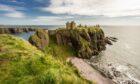 Dunnottar Castle near Stonehaven (Photo: Leon Wilhelm/Shutterstock)