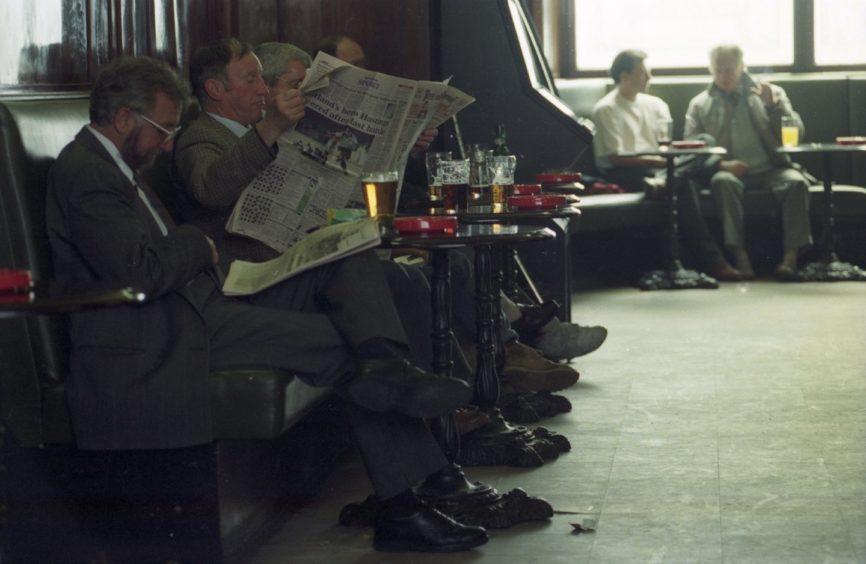 newspapers vote