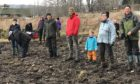Can you dig it: Deeside Mesolithic have gained national recognition.