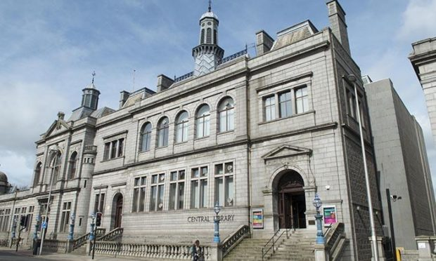 Aberdeen City Libraries have introduced a wide range of online resources during the pandemic.