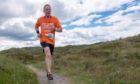 Allan Leslie will run the London Marathon 2021 for Home-Start Aberdeen Picture shows; Allan Leslie. Aberdeen.