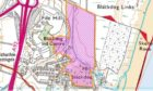 Planning permission has been granted for 284 new homes at Blackdog.