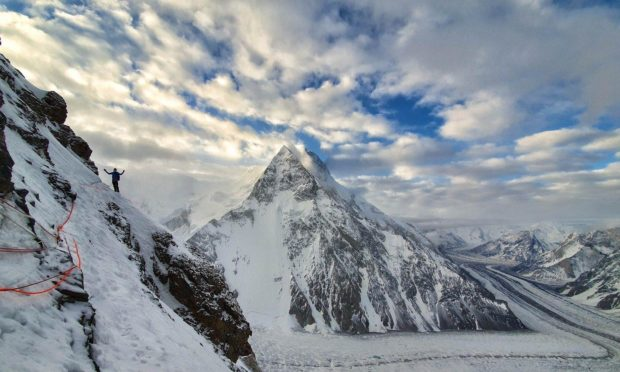 Breathtaking: K2 - The World's Most Dangerous Mountain is one of the films that will feature at the festival.