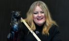 Drummer Mairi Newberry has released music as Devanha - a nod to her north-east roots and love of the Kelly's Cats leopard statues in Aberdeen.